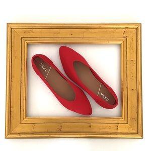 SAVA RED FLATS